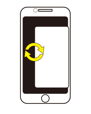 iPhone液晶交換修理